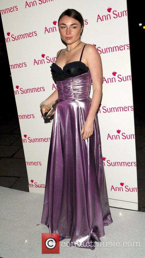 Lois Winstone Ann Summers: Enchantment Collection Launch Party...