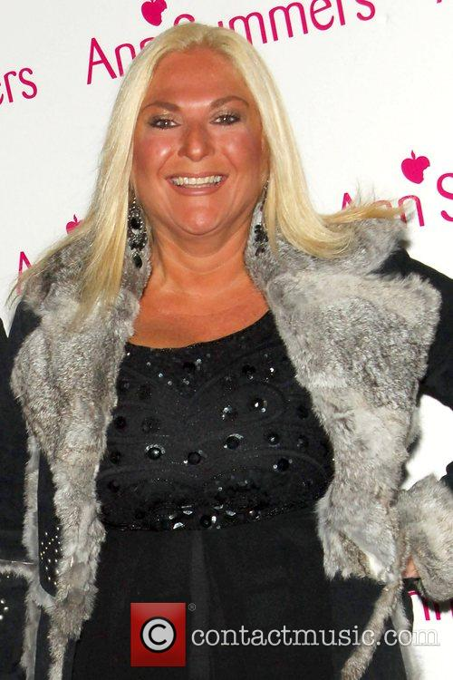 Vanessa Feltz Ann Summers: Enchantment Collection Launch Party...