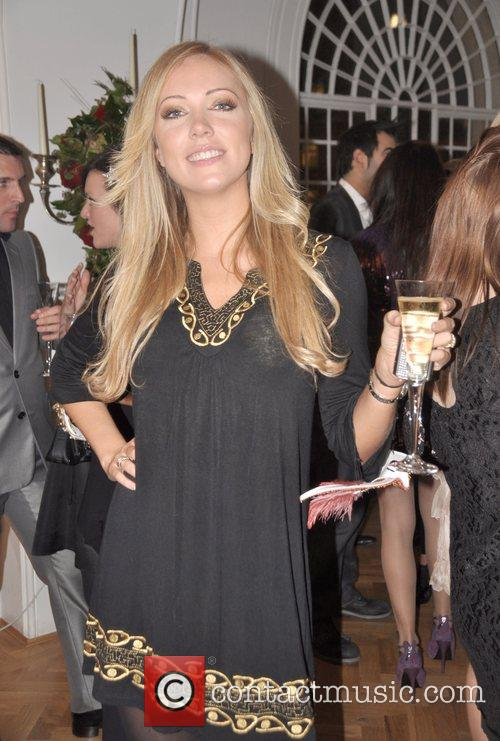 Aisleyene Horgan Wallace Ann Summers: Enchantment Collection Launch...