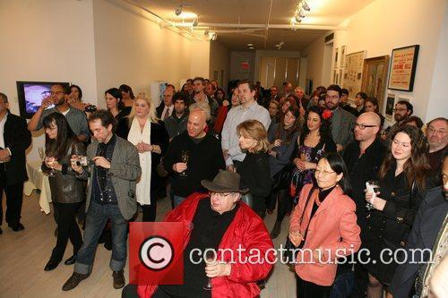 'Anthology Film Archives: Looking Forward' exhibition opening at...