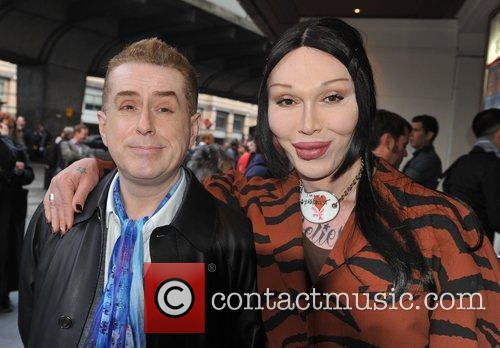 Holly Johnson and Pete Burns 1
