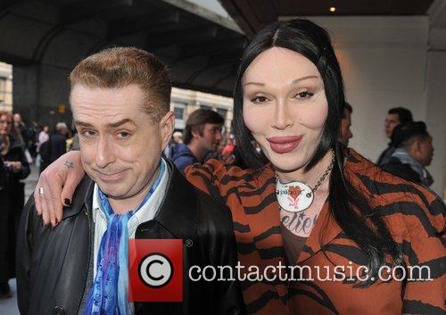 Holly Johnson and Pete Burns Antony and the...