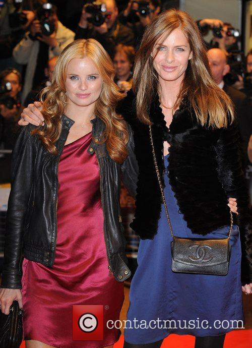 Trinny Woodall and guest The Times BFI London...