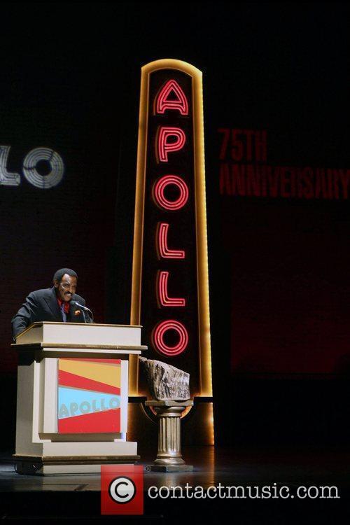 Press conference for the Apollo Theater 75th Anniversary...