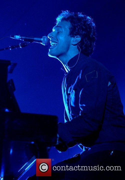 Chris Martin and Coldplay 7