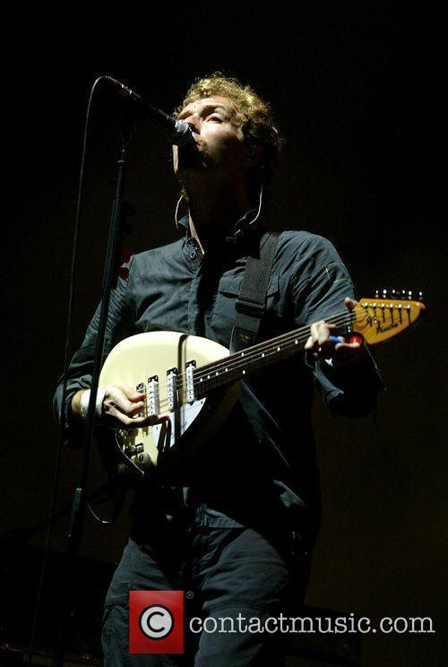 Chris Martin and Coldplay 4