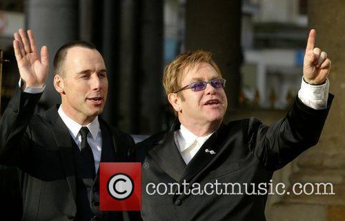Elton John and David Furnish 7