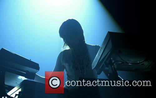 Sister Bliss of Faithless perform live at Brixton...