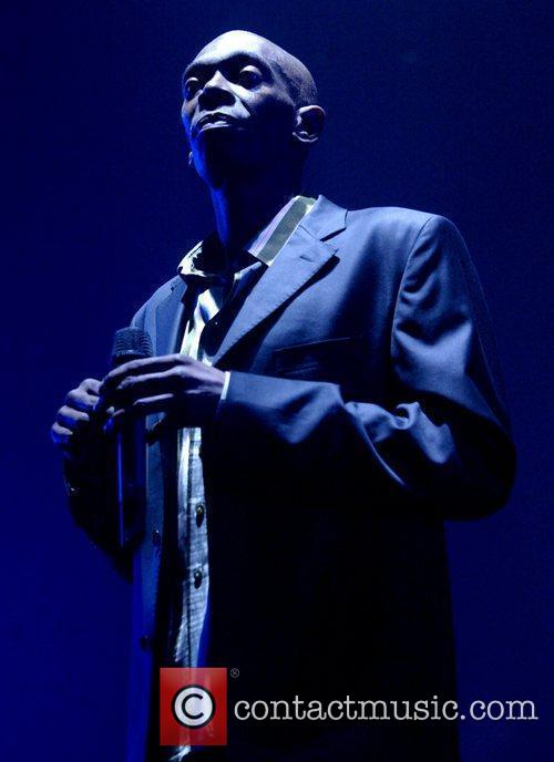 Maxi Jazz, Faithless, Brixton Academy