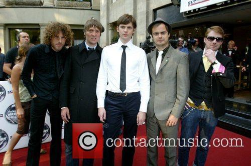 Kaiser Chiefs, Mercury Prize, 2005