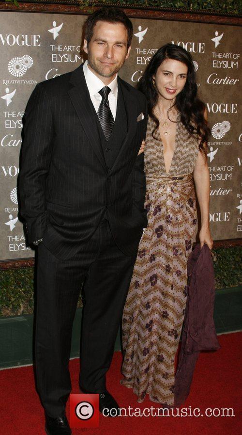 Dylan Mcdermott and Shiva Rose 2