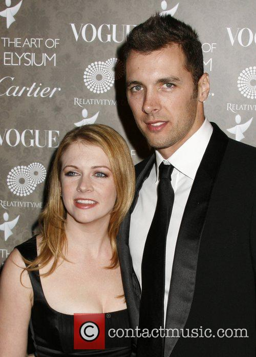 Melissa Joan Hart and Mark Wilkerson 9