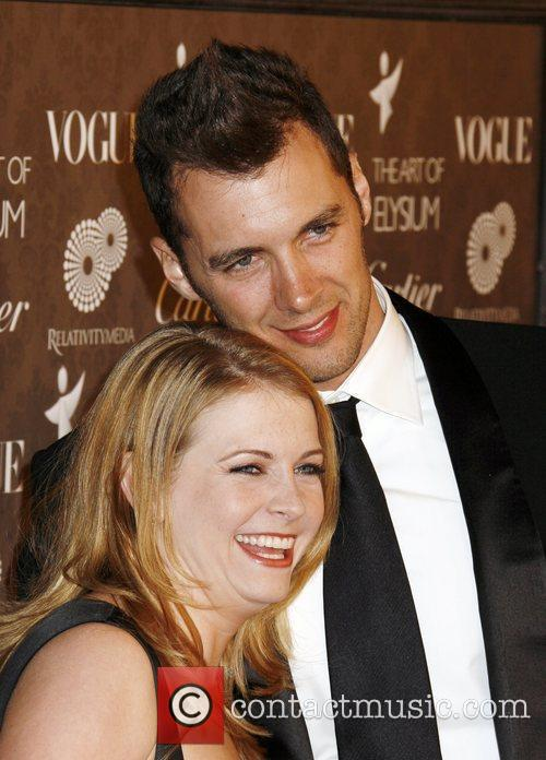Melissa Joan Hart and Mark Wilkerson 6