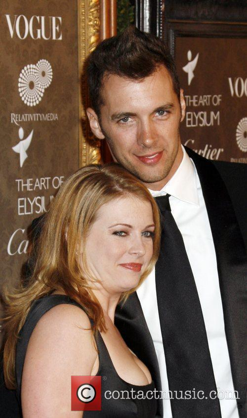 Melissa Joan Hart and Mark Wilkerson 7