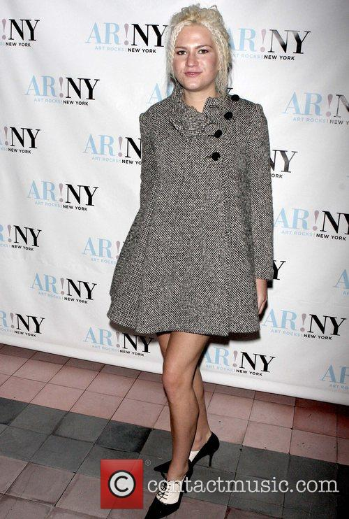 ART ROCKS! New York benefit for the Naomi...
