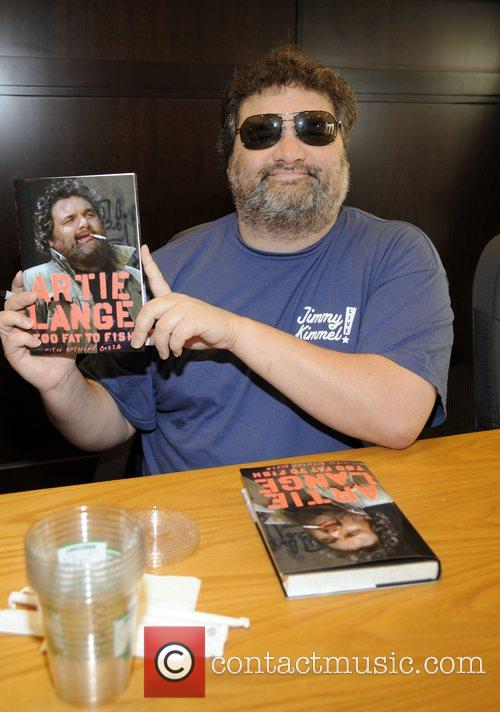 Artie Lange and Howard Stern 5