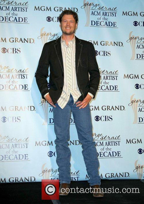 Blake Shelton 'George Strait: Artist of the Decade...