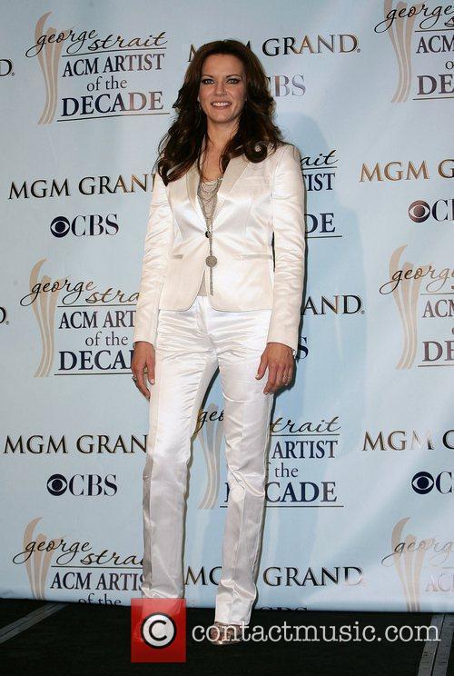 Martina McBride 'George Strait: Artist of the Decade...
