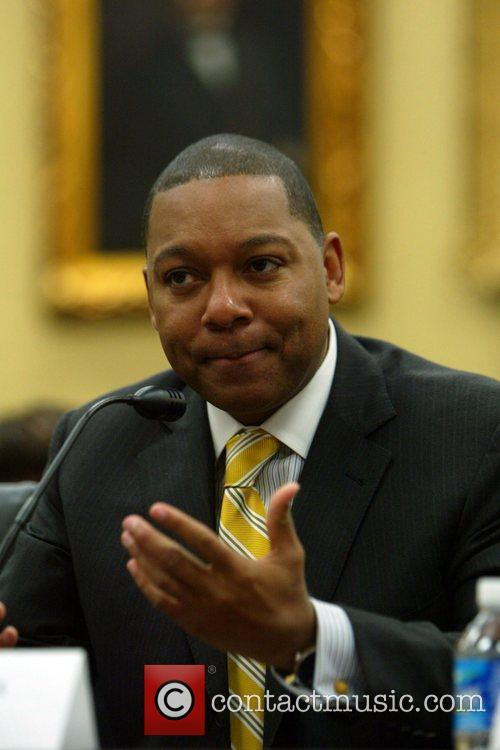 Wynton Marsalis Congressional Arts Caucus breakfast and hearing...