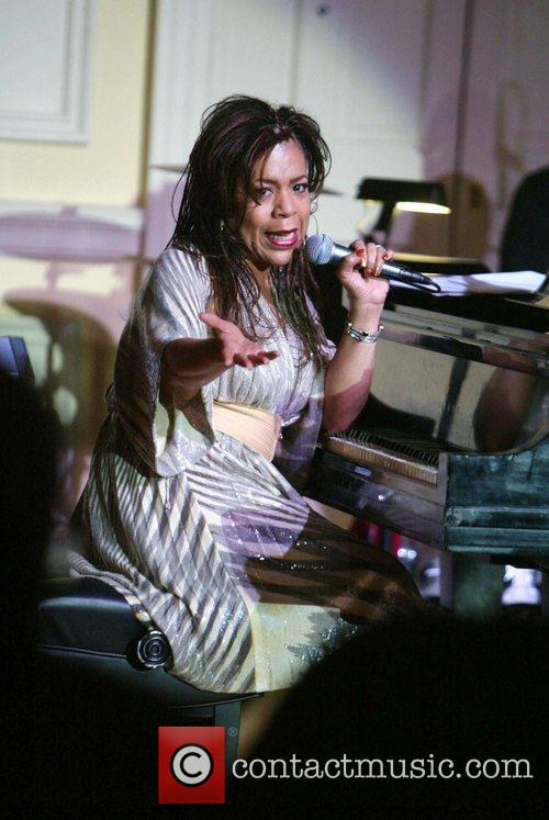 Valerie Simpson of Ashford and Simpson The ASCAP...