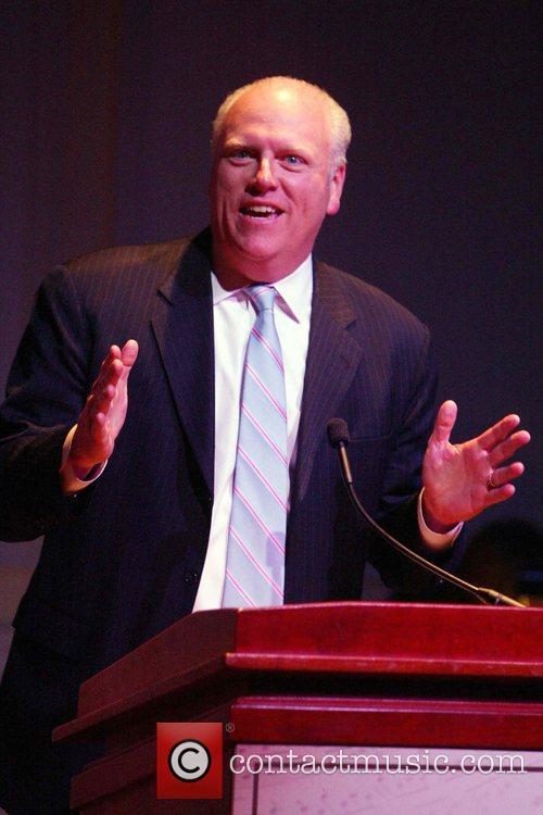 Congressman Joseph Crowley The ASCAP foundation 'We Write...