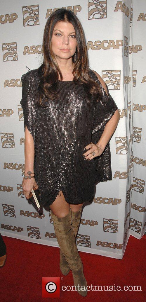 Fergie AKA Stacey Ferguson ASCAP Pop Awards at...