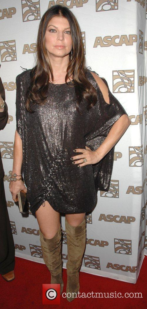 Stacey 'Fergie' Ferguson ASCAP Pop Awards at the...