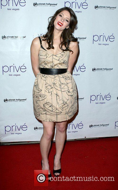 Ashley Greene  celebrates her birthday at Prive...