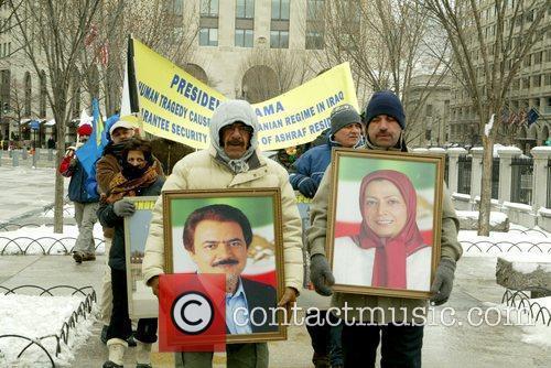 Against President Barack Obama in support of Ashraf...
