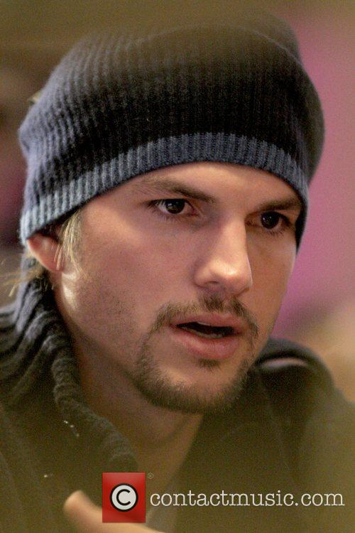 Ashton Kutcher and MTV 12