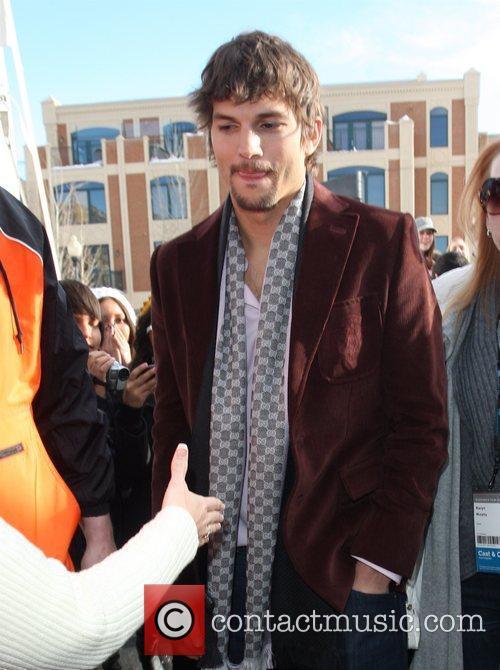 Ashton Kutcher, Sundance Film Festival