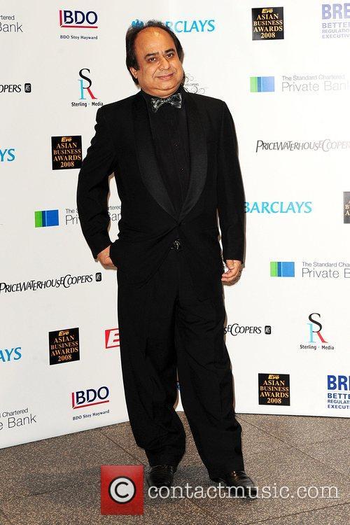 George Jatania Eastern Eye Asian Business Awards 2008...