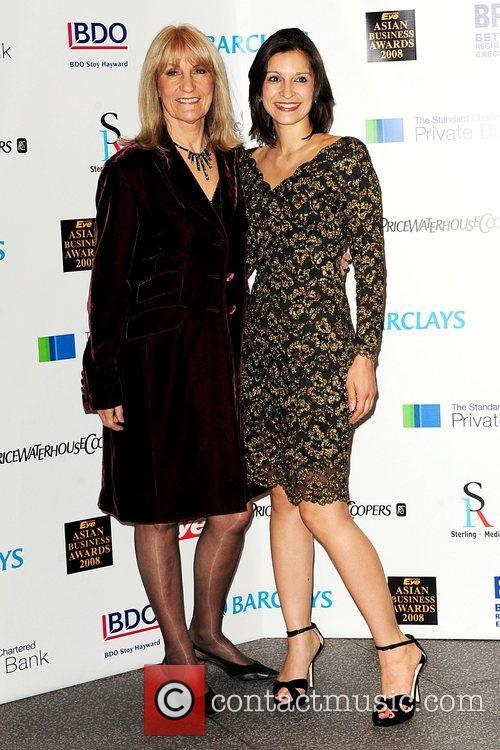 Lynn Faulds Wood and Priya Kaur-Jones Eastern Eye...