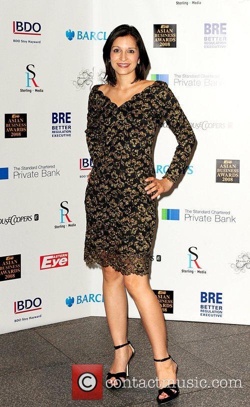 Priya Kaur-Jones Eastern Eye Asian Business Awards 2008...