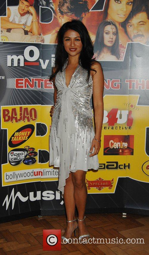Karen David The Asian Woman Magazine Awards for...