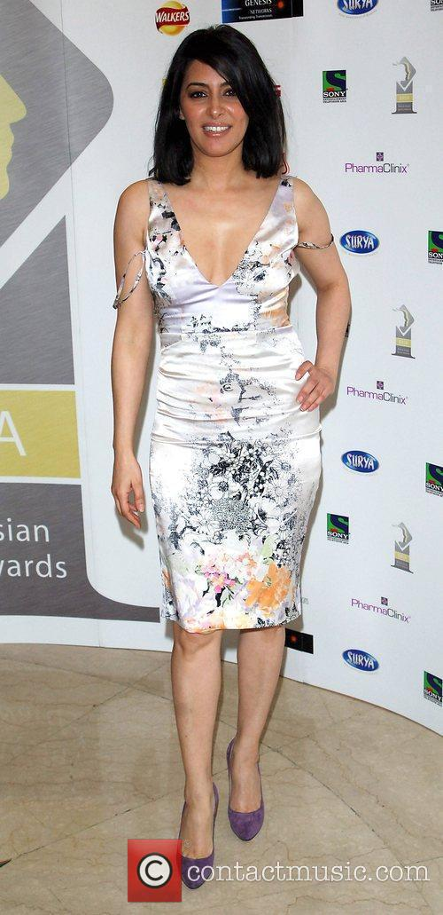 Laila Rouass British Asian Sports Awards held at...