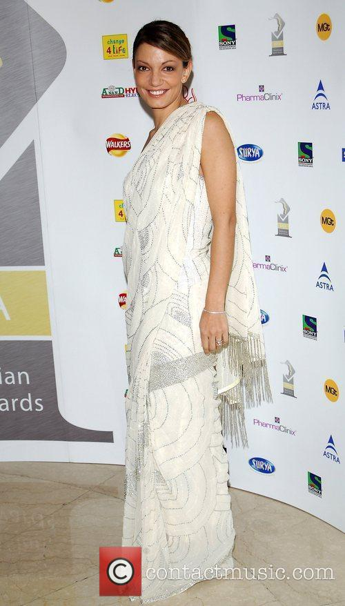 Simone Bienne British Asian Sports Awards held at...