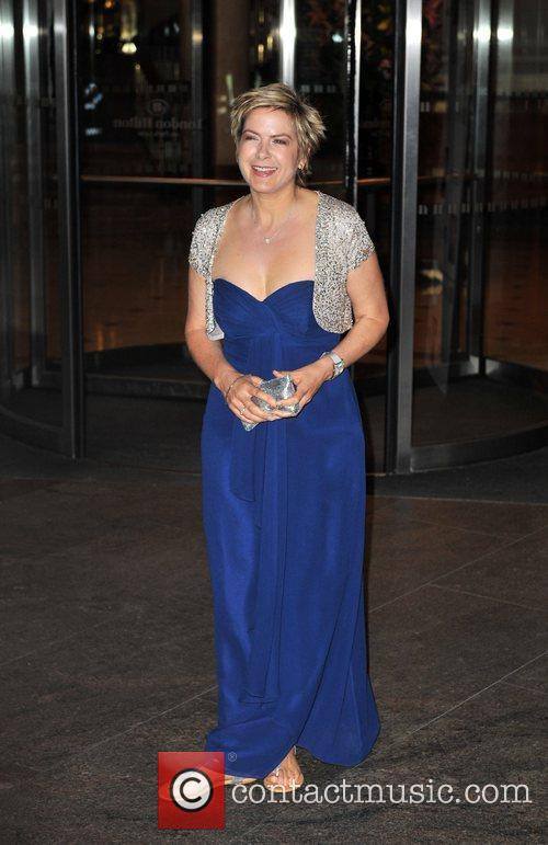 Penny Smith Asian Women Of Achievement Awards held...