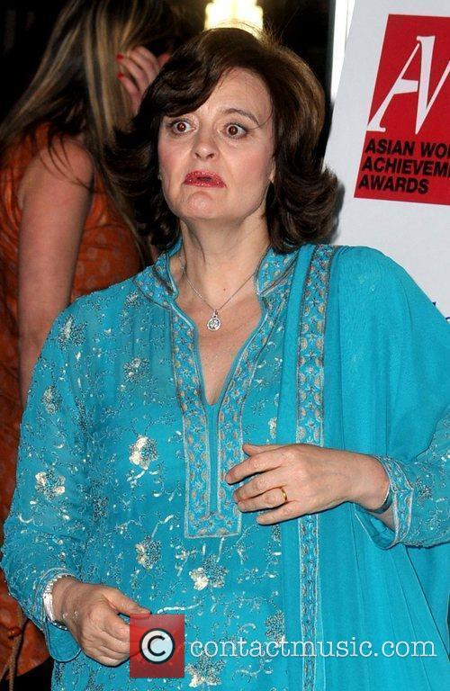 Cherie Blair Asian Women Of Achievement Awards held...