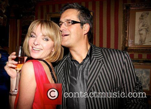 Charlotte Avery and Simon Hinton Atelier-Mayer.com Aftershow party...