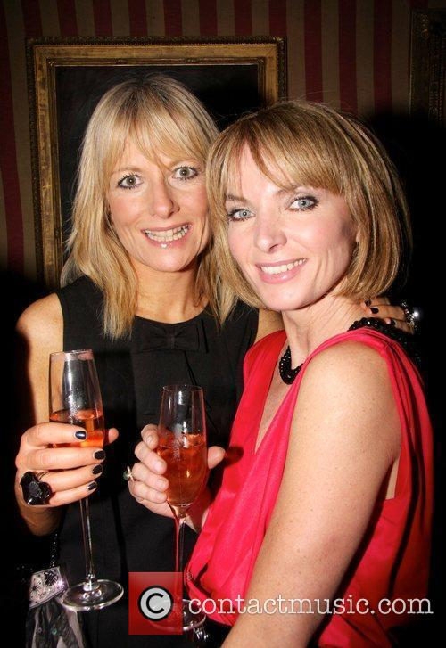 Gaby Roslin and Charlotte Avery