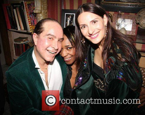 Olivier Mourao, Sonique and Carmen Haid Atelier-Mayer.com Aftershow...