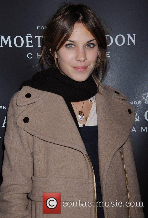 Alexa Chung Atelier Moet boutique launch at New...