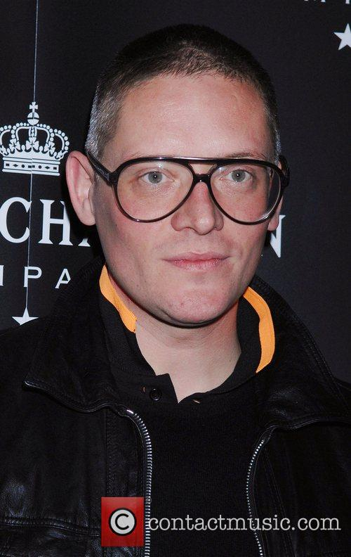 Giles Deacon Atelier Moet boutique launch at New...