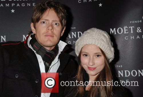 Kris Marshall and Kelly Eastwood 2