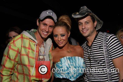 Aubrey O'day, Playboy and Traver Rains 5