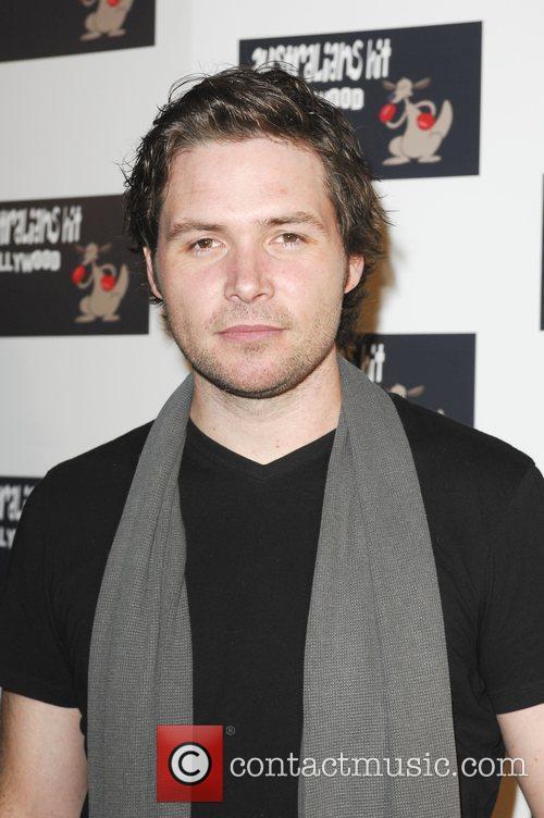 Michael Johns Screening of documentary 'Australians Hit Hollywood'...