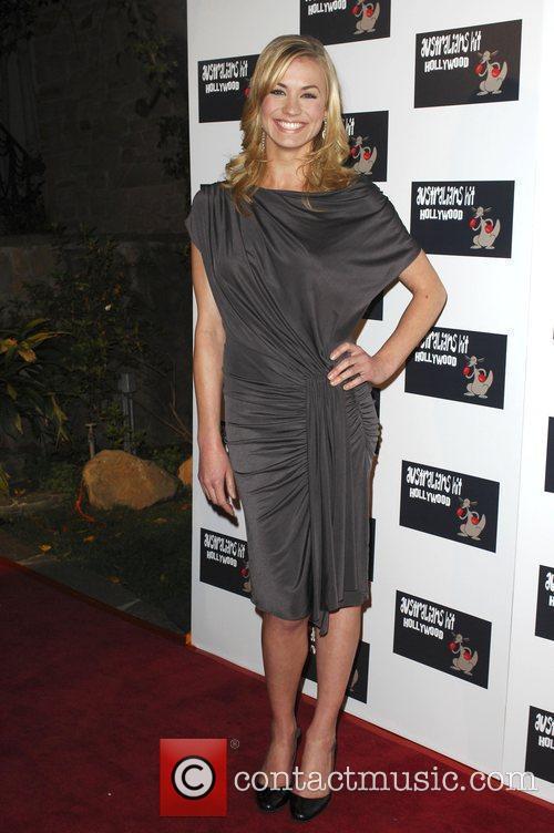 Yvonne Strahovsky Screening of documentary 'Australians Hit Hollywood'...