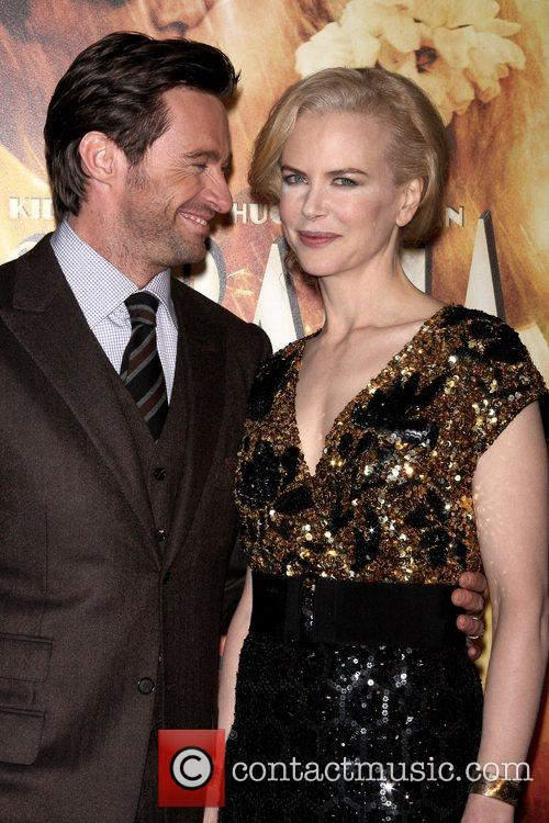 Hugh Jackman and Nicole Kidman 10