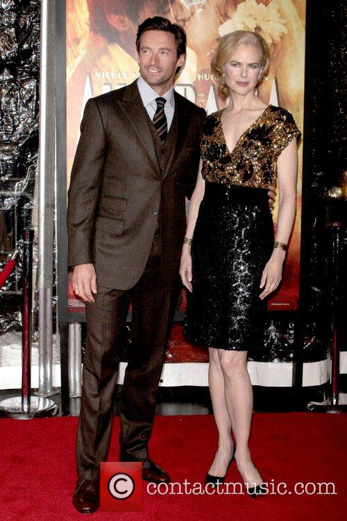 Hugh Jackman and Nicole Kidman 7